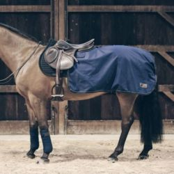 Couvre reins cheval carré dressage All Weather Kentucky - Le Paturon