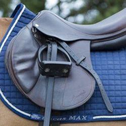 Tapis de selle cheval Max classique Bucas - Le Paturon