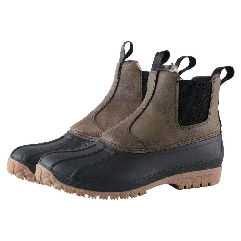 Boots écurie élastiques Woof Wear Chelsea - Le Paturon