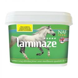 Laminaze protection fourbure cheval Naf