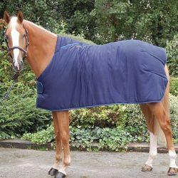 Sous-couverture cheval 250g coton Dy'on - Le Paturon