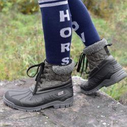 Boots équitation thermiques écuries Elt Uppsala - Le Paturon