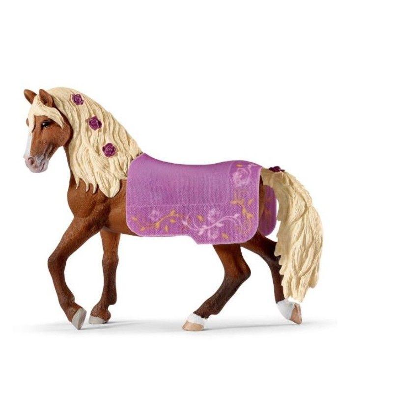 Etalon Paso Fino spectacle équestre horse club Schleich - Le Paturon