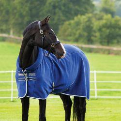 Chemise polaire cheval Rambo Cosy Fleece Horseware - Le Paturon