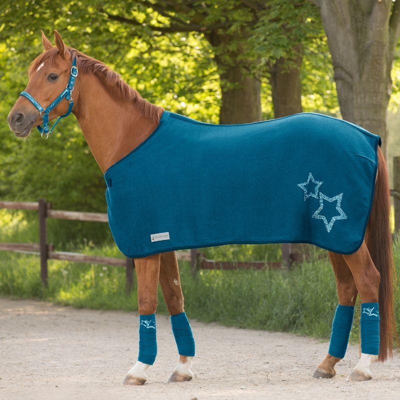 Chemise polaire cheval Rising Star Waldhausen - Le Paturon