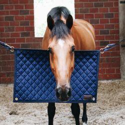 Porte de box amovible en tissu Kentucky - Le Paturon