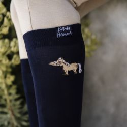 Chaussettes équitation Sammy Kentucky Horsewear - Le Paturon