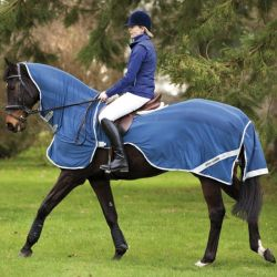 Couvre-reins cheval Flyrider Amigo Horseware - Le Paturon