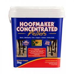 Granulés soin sabot cheval Hoofmaker Concentrated Pellets 3kg TRM - Le Paturon