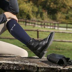 Chaussettes équitation pack de 2 paires Dy'on - Le Paturon