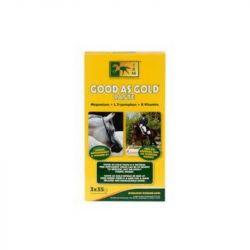 Pâte orale chevaux stressés et nerveux Good As Gold Paste x3 doseurs TRM - Le Paturon