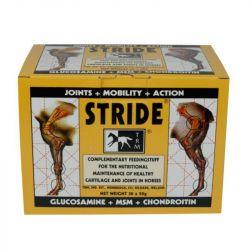 Poudre orale cheval souplesse articulaire Stride 30 x 50g TRM - Le Paturon