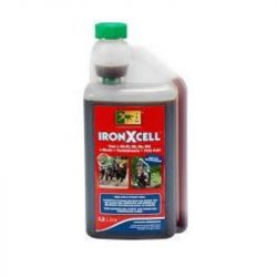 Iron X Cell TRM vitamines cheval 1,2 L - Le Paturon