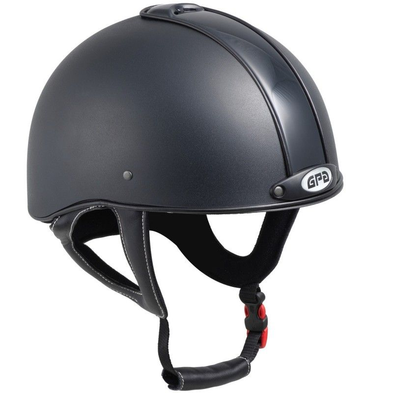 Casque cross équitation Jock Up Three 2X GPA - Le Paturon