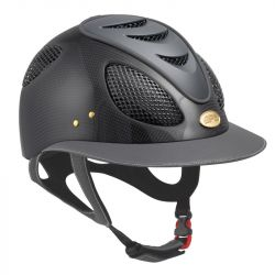 Casque équitation First Lady 2X carbone GPA - Le Paturon