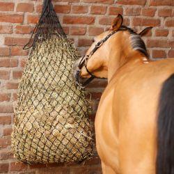 Filet à foin cheval mailles serrées grande capacité Waldhausen - Le Paturon