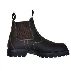 Boots équitation Elast Sécurit Stable hiver doublées mouton naturel Cavalhorse - Le Paturon