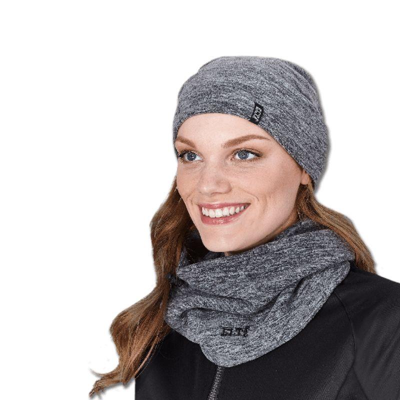 Bonnet et tour de cou équitation polaire Jura ELT - Le Paturon