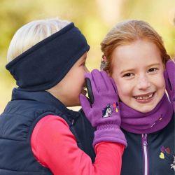 Bandeau polaire équitation enfant Lucky Caja ELT - Le Paturon