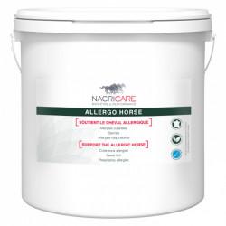 Allergo Horse Nacricare Allergie cheval Respiration et Peau - Le Paturon