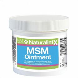 Pommade cheval Ointment MSM Naf - Le Paturon