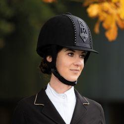 Casque équitation Diamant Horseware - Le Paturon