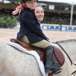 Mini-chaps équitation enfant Dy'on - Le Paturon