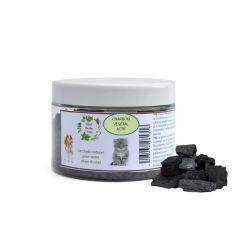 Drainant chiens et chats Charbon et Argile naturels Vital Herbs - Le Paturon