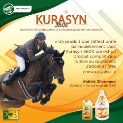 KuraSyn 360 x TRM Curcuma Articulations cheval 1,2 L