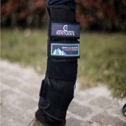 Guêtres Ice Boots réfrigérantes cheval par paire Kentucky - Le Paturon