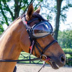 eQuick eVysor Lunette - Protection œil cheval - Le Paturon