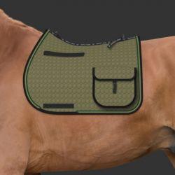 Tapis Mattes personnalisable randonnée cheval - Le Paturon