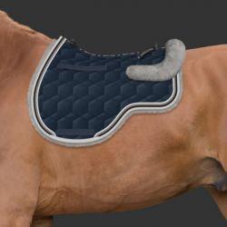 Tapis Mattes personnalisable Eurofit velours amortisseur mouton cheval - Le Paturon