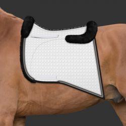 Tapis Mattes personnalisable Baroque amortisseur mouton cheval - Le Paturon