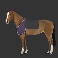 MER-SYSTEM couvre-poitrail Mattes personnalisable cheval - Le Paturon