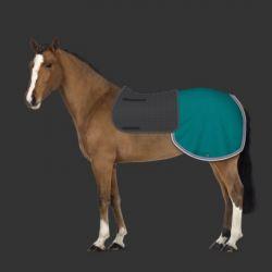 MER-SYSTEM couvre-reins Mattes personnalisable cheval - Le Paturon