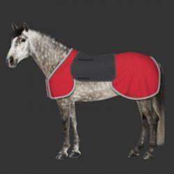MER-SYSTEM couvre-poitrail et reins Mattes personnalisable cheval - Le Paturon