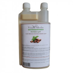 Metabo Light Vital Herbs - Surpoids cheval - Le Paturon