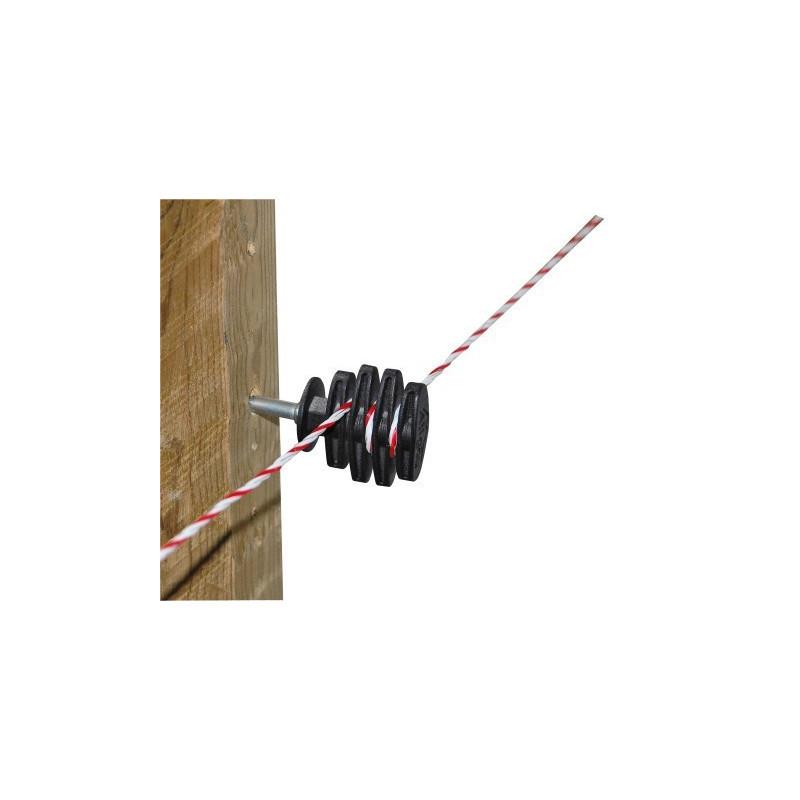 Isolateur fil Ako tendeur enrouleur - Le Paturon