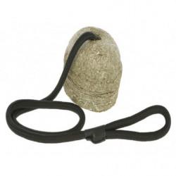 Corde de fixation boule à grignoter Hayswing ou pierre à sel cheval Stable Pro - Le Paturon