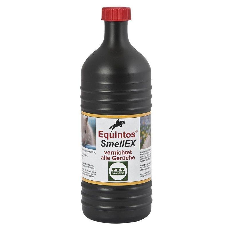 Désinfectant absorbeur odeurs Stassek Equintos 750ml - Le Paturon