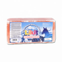 Pierre à sel cheval Likit Himalaya 2kg - Le Paturon