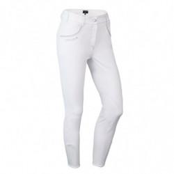 Pantalon Sultane Harcour équitation femme blanc - Le Paturon