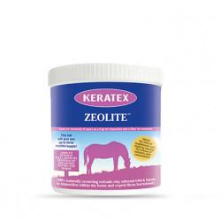 Détox cheval Keratex Zeolite poudre 900g - Le Paturon