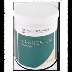 Magnésium stress cheval Waldhausen poudre forte 1kg - Le Paturon