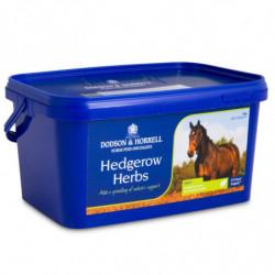 Hedgerow Herbs Dodson & Horrell bien-être général cheval 2.5kg - Le Paturon