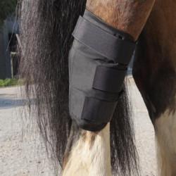 Protège jarret Stable Pro Cool Hock Wrap cheval rafraîchissant - Le Paturon