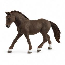 Figurine Schleich poney de selle allemand - Le Paturon
