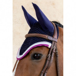 Bonnet anti-mouche cheval Harcour Barkly - Le Paturon