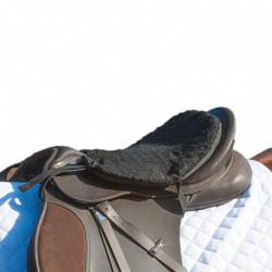 Dessus de selle Cashel mouton cheval - Le Paturon